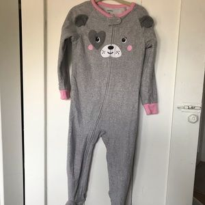 2pk footie pajamas